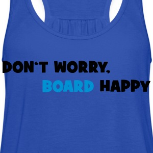 Snowboard Hoodies - Women's Flowy Tank Top by Bella