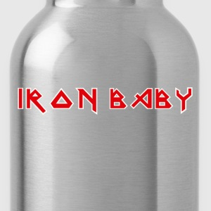 Iron Baby Logo Kids' Shirts - Water Bottle