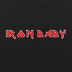 Iron Baby Logo Kids' Shirts - Men's Premium Tank