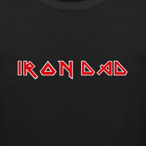 Iron Dad T-Shirts - Men's Premium Tank