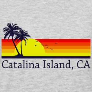 Catalina Island T-Shirts - Men's Premium Long Sleeve T-Shirt