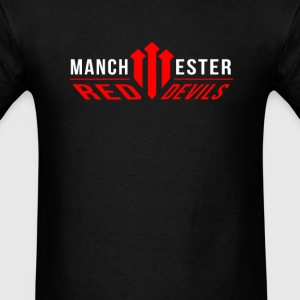 Manchester Red Devils - Men's T-Shirt