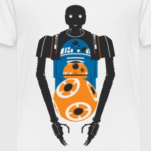 Star Wars Rogue One The Droids You're Looking For - Toddler Premium T-Shirt