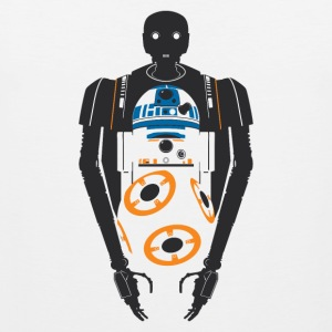 Star Wars Rogue One The Droids You're Looking For - Men's Premium Tank