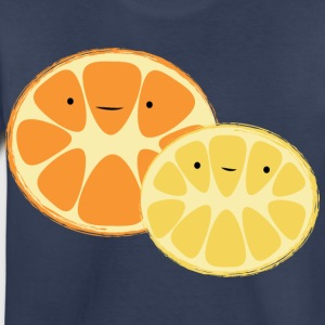 Lemon and Orange Kids' Shirts - Toddler Premium T-Shirt