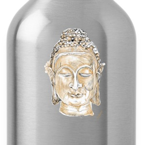 buddha - Water Bottle