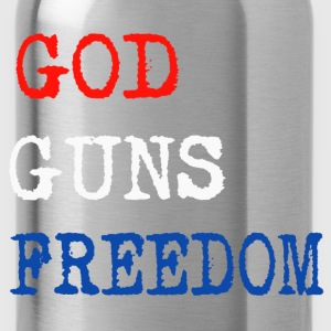 FREEDOM T-Shirts - Water Bottle
