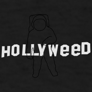 HOLLYWEED space out Mugs & Drinkware - Men's T-Shirt