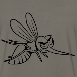 Mosquito wittily insect T-Shirts - Men's Premium Long Sleeve T-Shirt
