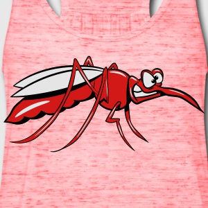 Mosquito mosquito witty T-Shirts - Women's Flowy Tank Top by Bella