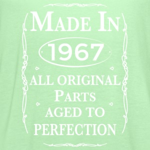 made in 1967 birthday T-Shirts - Women's Flowy Tank Top by Bella