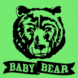 Baby Bear Baby Bodysuits - Men's T-Shirt
