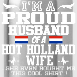 holland wif2 17866561.png T-Shirts - Water Bottle