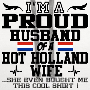 holland wife 112.png T-Shirts - Contrast Hoodie