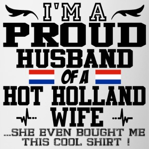 holland wife 112.png T-Shirts - Coffee/Tea Mug
