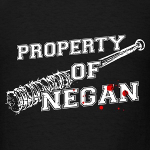 negan white - Men's T-Shirt