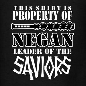 Property_of_Negan - Men's T-Shirt
