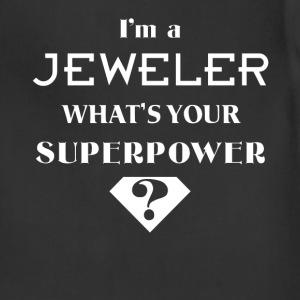Jewelry making - I'm a Jeweler. What's your superp - Adjustable Apron