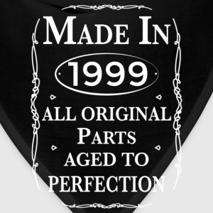made in1999 birthday T-Shirts - Bandana