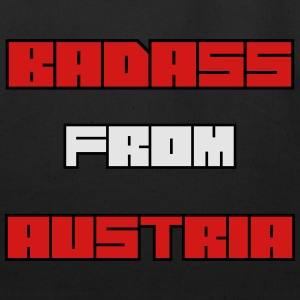 badass from austria T-Shirts - Eco-Friendly Cotton Tote
