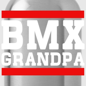 BMX Grandpa T-Shirts - Water Bottle