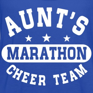 Aunts Marathon Cheer Team Baby & Toddler Shirts - Women's Flowy Tank Top by Bella
