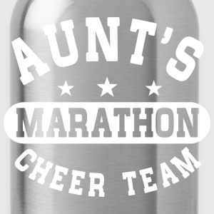 Aunts Marathon Cheer Team Baby & Toddler Shirts - Water Bottle