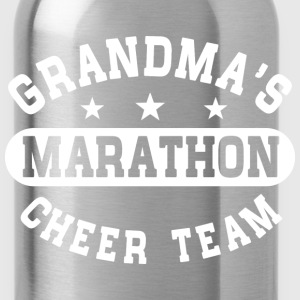Marathon Grandma Kids' Shirts - Water Bottle
