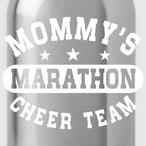 Marathon Mom Kids' Shirts - Water Bottle