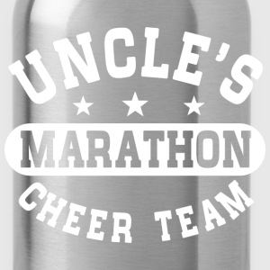 Support Marathon Uncle Kids' Shirts - Water Bottle