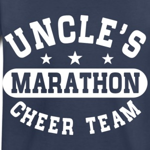 Support Marathon Uncle Kids' Shirts - Toddler Premium T-Shirt