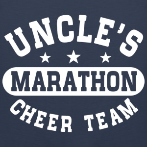 Support Marathon Uncle Kids' Shirts - Men's Premium Tank