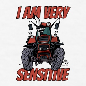 i_am_very_case_sensitive Accessories - Men's T-Shirt