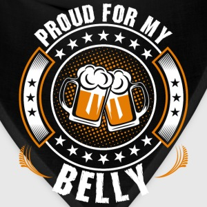Proud For My Belly T-Shirts - Bandana