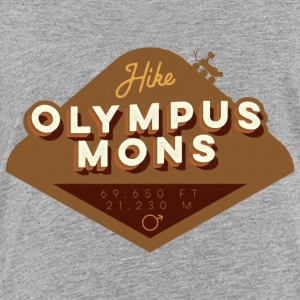 Hike Olympus Mons Kids T-Shirt - Toddler Premium T-Shirt