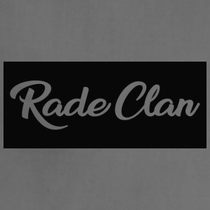 Rade_clan_tshirt_design_1 - Adjustable Apron