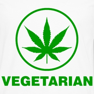 THC vegetarian - Men's Premium Long Sleeve T-Shirt