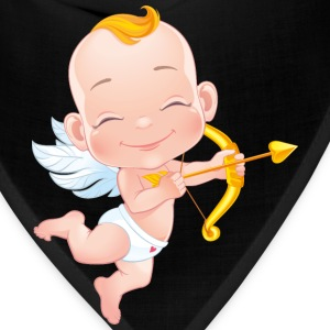 amourchik-smile-cupid-wings-heart-bow - Bandana