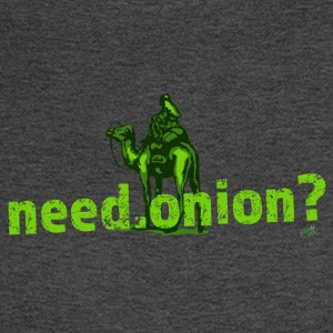 need.onion T-Shirts - Men's Long Sleeve T-Shirt