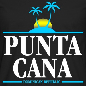 Punta Cana T-Shirts - Men's Premium Long Sleeve T-Shirt