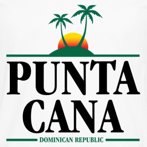 Punta Cana Beach T-Shirts - Men's Premium Long Sleeve T-Shirt