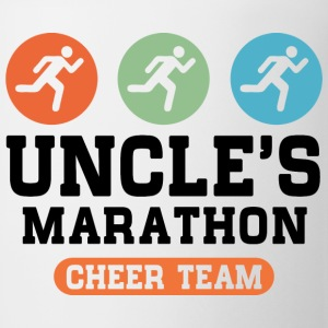 Marathon Uncle Kids' Shirts - Coffee/Tea Mug