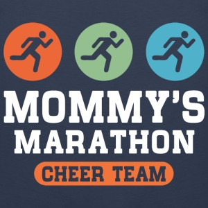 Marathon Mom Kids' Shirts - Men's Premium Tank