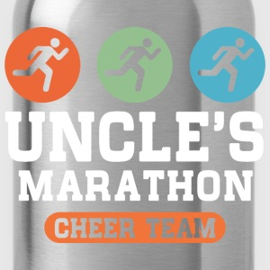Marathon Uncle Kids' Shirts - Water Bottle