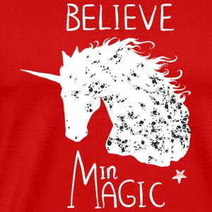 Believe in Magic Sportswear - Men's Premium T-Shirt