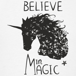 Believe in Magic Sportswear - Men's T-Shirt