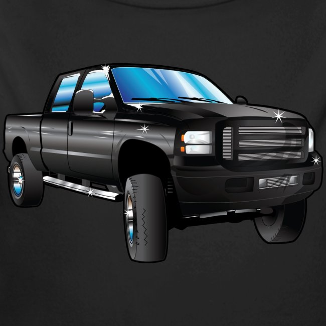 Black Ford F-150 Shirt