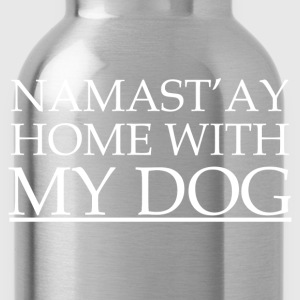 Namast'ay Home T-Shirts - Water Bottle