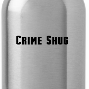 Crime Shug - Water Bottle
