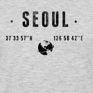 Seoul T-Shirts - Men's Premium Long Sleeve T-Shirt